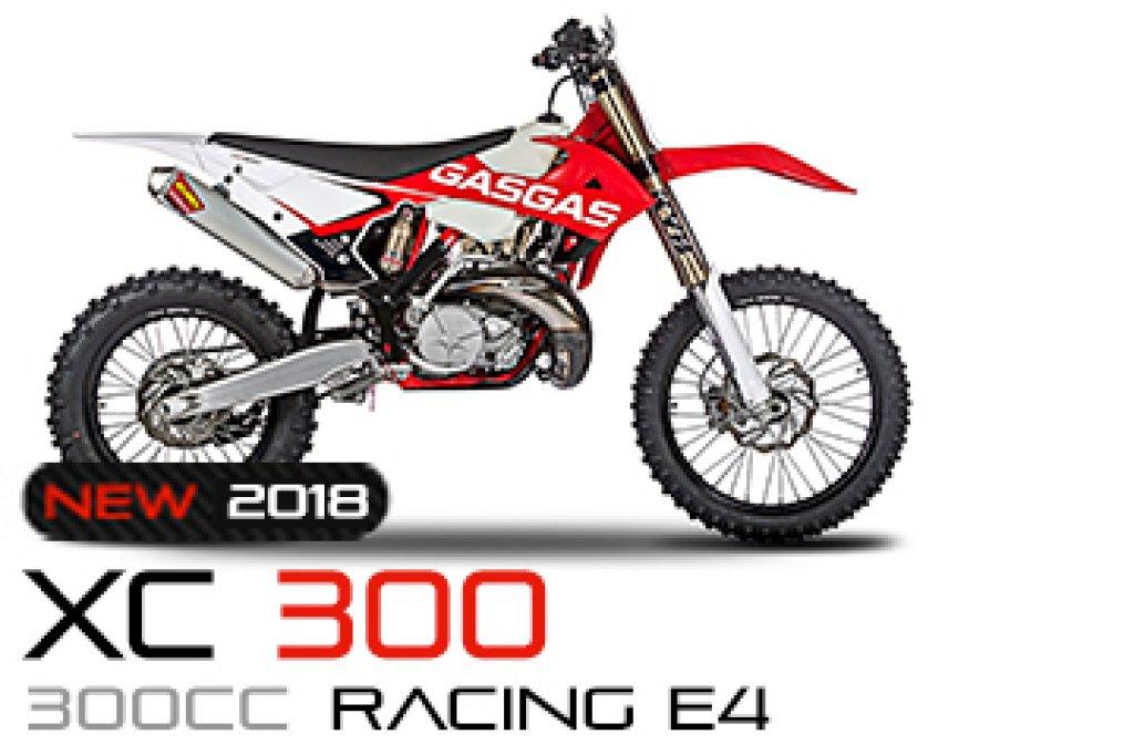 XC 300 RACING 2018