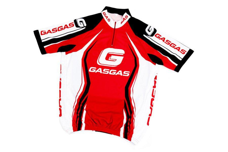 Kerékpáros póló Gas Gas