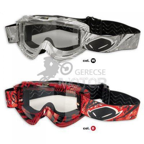 Motoros szemüveg Szemüveg cross Nazca Evolution 2 UFO árak 13d2df2f29