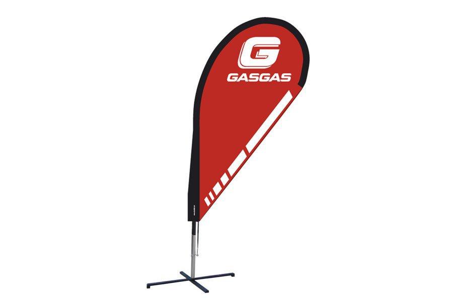 Gas Gas zászló