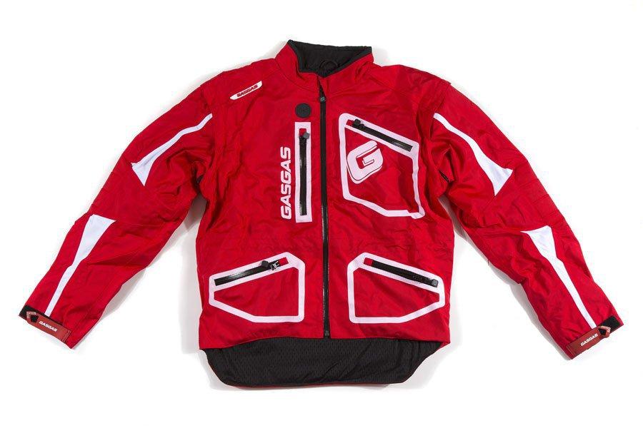 EC piros kabát Gas Gas