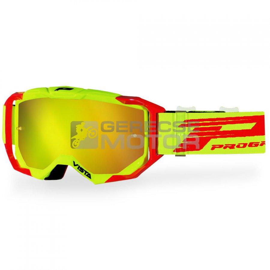 Motoros szemüveg Szemüveg Cross Progrip VISTA 3303FL árak d9372c2b09
