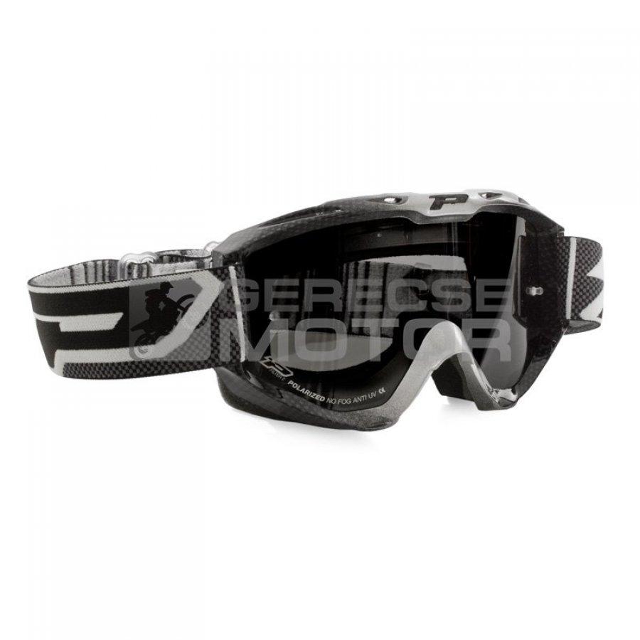 Motoros szemüveg Szemüveg Cross Progrip DUAL CARBON 3450SC árak ... da8d855a35