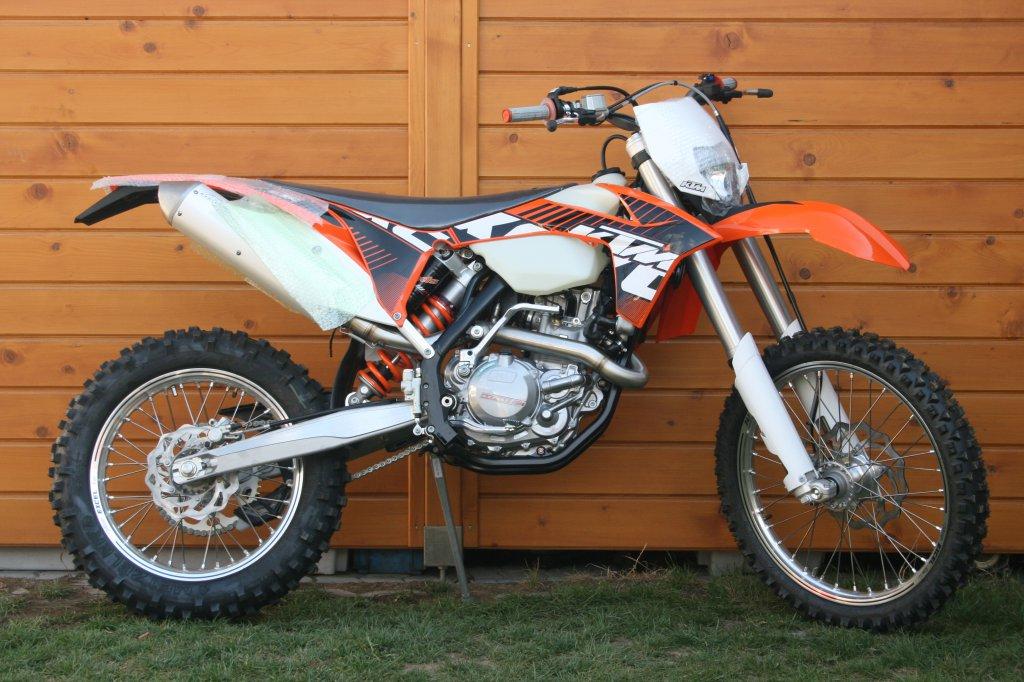 b32e8e991924 Gerecsemotor használt motorok - KTM EXC 500 0KM